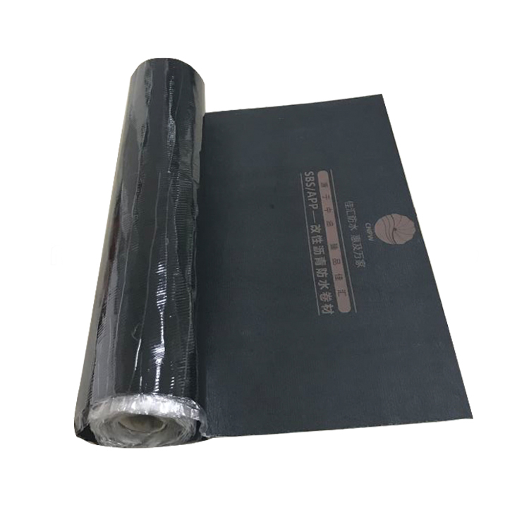 JH-N100 SBS Modified Bituminous Waterproofing Membrane